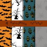 Тема хеллоуин Стоковое Изображение