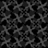Темная абстрактная безшовная картина Стоковое Фото