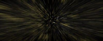 Темная абстрактная иллюстрация Стоковые Фото