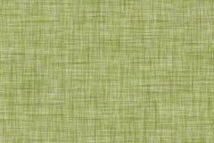 Темная ая-зелен покрашенная безшовная linen предпосылка текстуры Стоковая Фотография