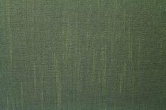 темная ая-зелен текстура ткани Стоковые Фото