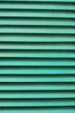 Темная ая-зелен деревянная предпосылка текстуры Стоковая Фотография