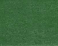 Темная ая-зелен кожаная текстура Стоковая Фотография