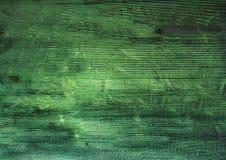 Темная ая-зелен древесина Естественная предпосылка текстуры Стоковая Фотография RF