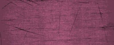 Темная бургундская абстрактная иллюстрация Стоковая Фотография RF