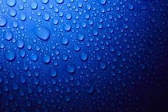темная вода падений Стоковые Фотографии RF