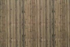 Темная деревянная предпосылка материала доски Стоковое Изображение RF