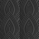 Темная линейная шкала повторения кривой искусства 502 бумаги 3D бесплатная иллюстрация