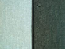 Темная и светлая естественная linen текстура для предпосылки Стоковое фото RF