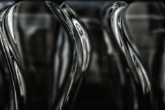 Темная и серая абстрактная текстура Стоковое фото RF
