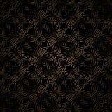Темная картина золота Стоковые Фото