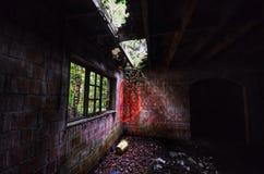 темная комната Стоковое Изображение
