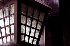 Темная красивая лампа Стоковые Изображения RF