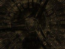 темная машина Стоковые Фото
