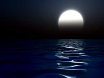 темная ноча Стоковые Фотографии RF