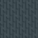 Темная пефорированная бумага Стоковая Фотография