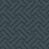 Темная пефорированная бумага Стоковые Фотографии RF