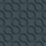 Темная пефорированная бумага Стоковое фото RF