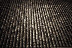 Темная плитка с сердцем Стоковая Фотография RF