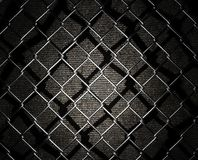 Темная предпосылка решетки стоковое фото rf