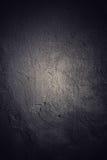 Темная предпосылка стены grunge Стоковые Фото