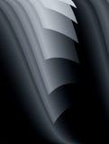 Темная предпосылка Стоковое Изображение RF