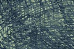 Темная предпосылка crayon Стоковое Фото