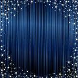 темная рамка sparkly Стоковое Фото