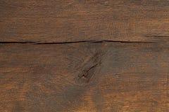 темная древесина текстуры Стоковые Изображения RF