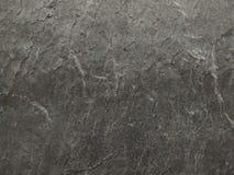 Темная серая стена гранита Стоковая Фотография
