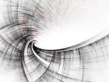 темная спираль Стоковое фото RF