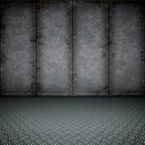 темная сталь Стоковое Изображение