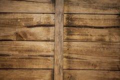 Темная старая деревянная предпосылка для меню ресторана Предпосылка для листовок, винных карт, меню, бизнес-ланча Стоковое Изображение