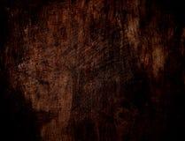 темная текстура деревянная Стоковое Изображение RF