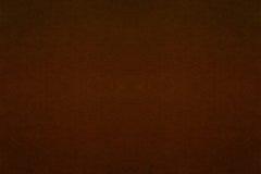 Темная текстура коричневой бумаги Стоковое фото RF