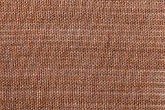Темная текстура предпосылки ткани кабанины Деталь конца-вверх материала ткани стоковое изображение