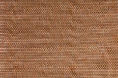 Темная текстура предпосылки ткани кабанины Деталь конца-вверх материала ткани стоковые изображения