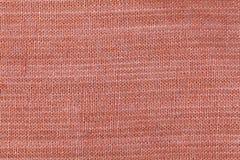 Темная текстура предпосылки ткани кабанины Деталь конца-вверх материала ткани стоковые изображения rf