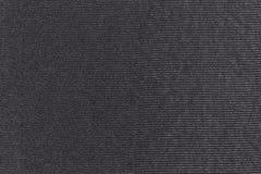 Темная текстура ткани Увиденный от близко Стоковые Изображения