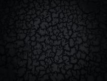 Темная треснутая земля глины Стоковые Фото