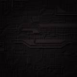 Темная цепь Стоковые Фотографии RF