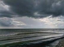 темное море Стоковая Фотография RF