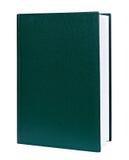 Темное ое-зелен изолированное положение книги Стоковые Изображения RF