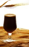 Темное пиво стоковое фото