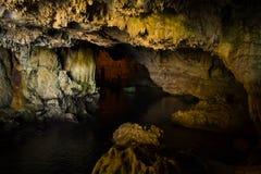 Темное подземелье Стоковая Фотография RF