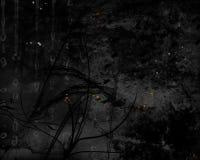 темное grunge Стоковое Фото
