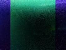 Темнота и свет Aqua Стоковое Фото