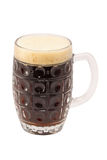 темнота пива Стоковое Изображение