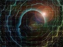 Темнота разума Стоковые Изображения RF