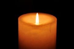 темнота свечки Стоковая Фотография RF